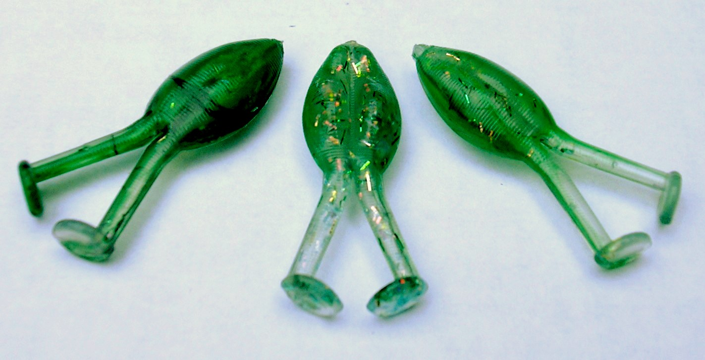 Frog Lure Mold